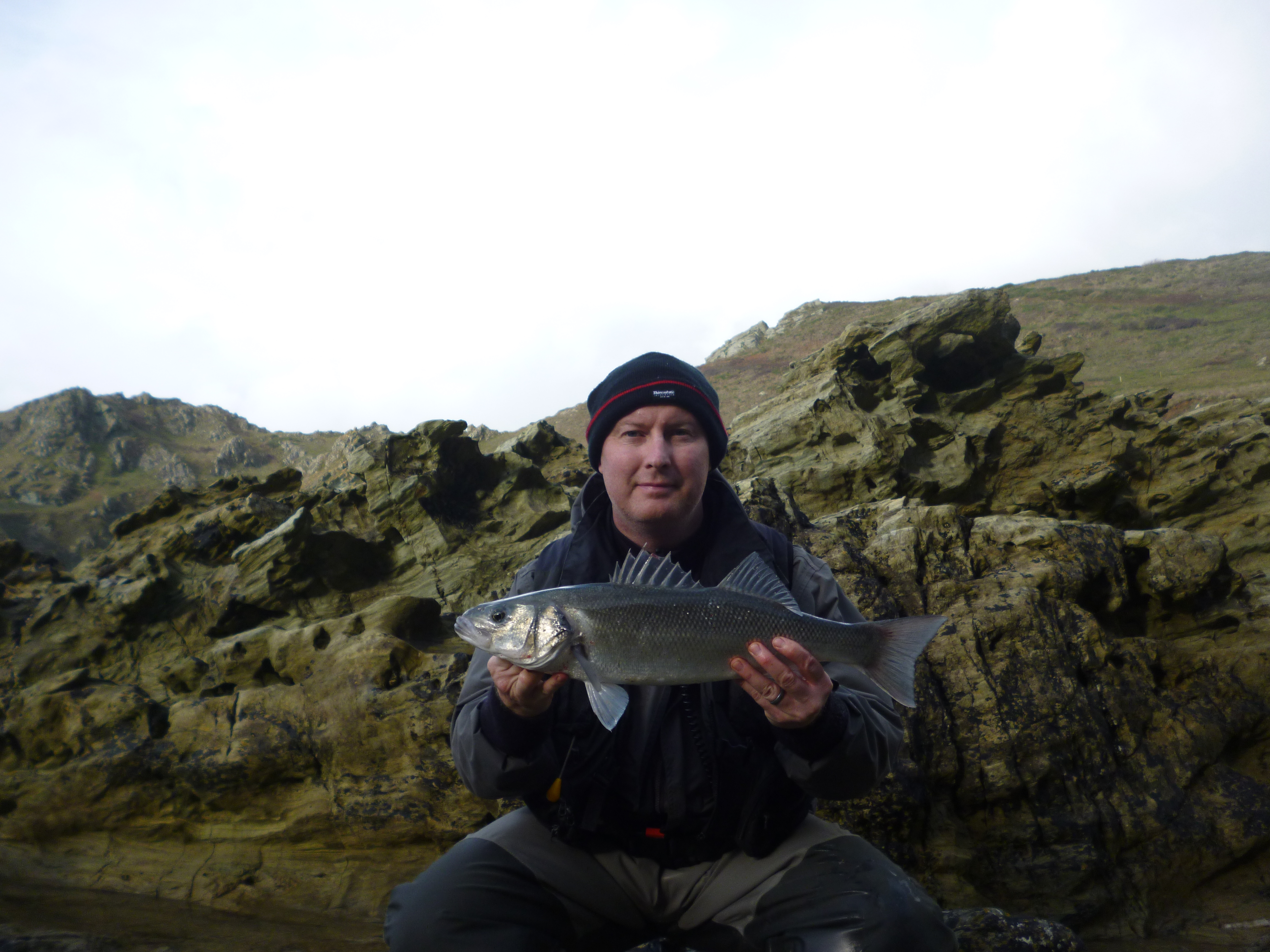 Shore caught bass paddletail south devon bass guide for Bass fishing from shore