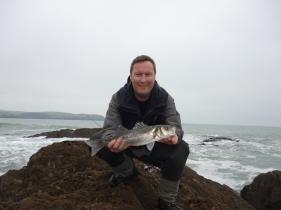shore-caught-bass-in-december