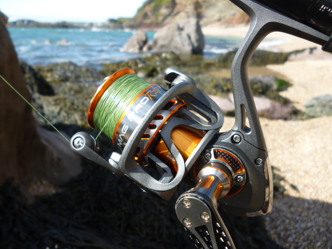 bass fishing reels