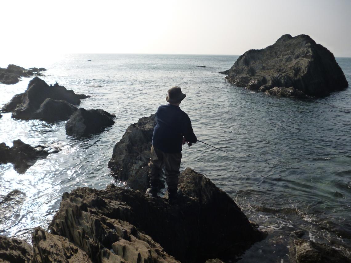 Devon fishing