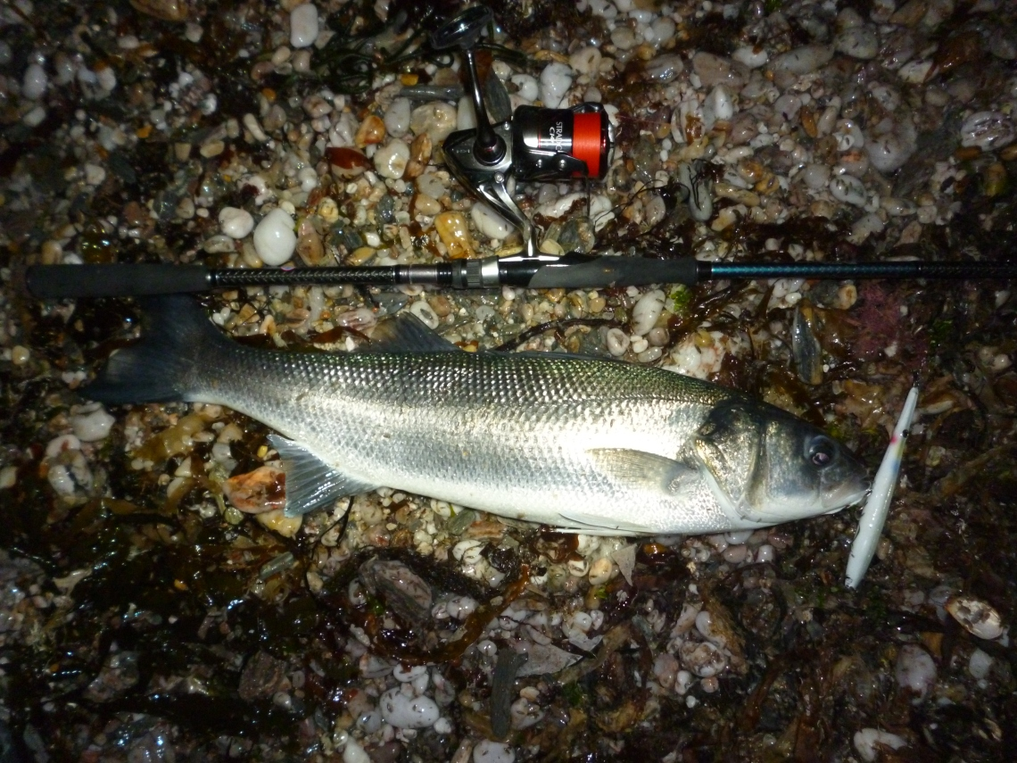 Jim's Lures needlefish