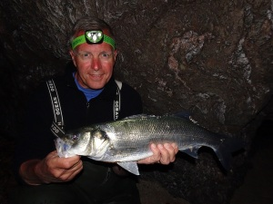 Bass fishing guide in england