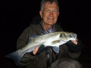 Night lure fishing