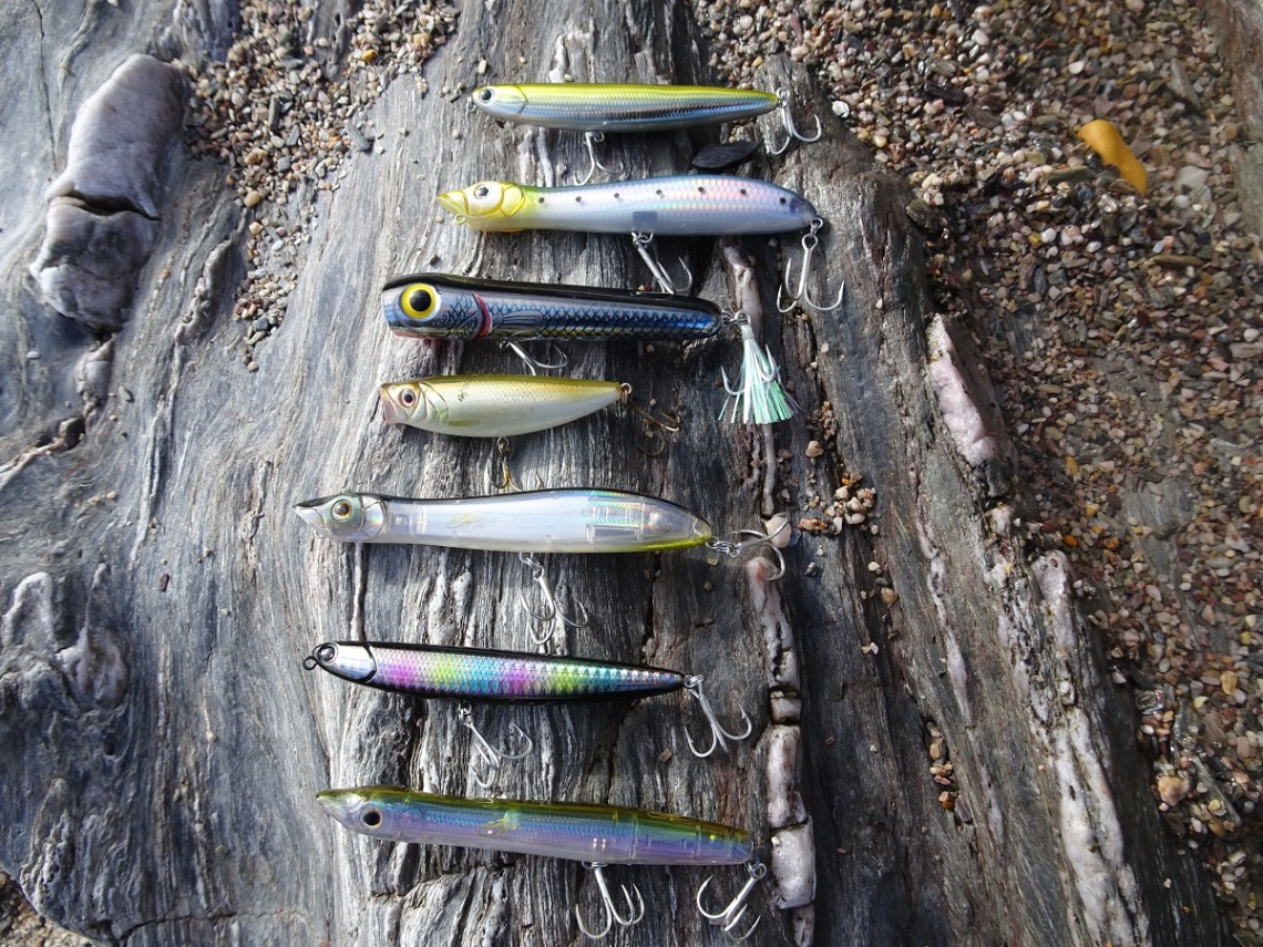 Surface lures