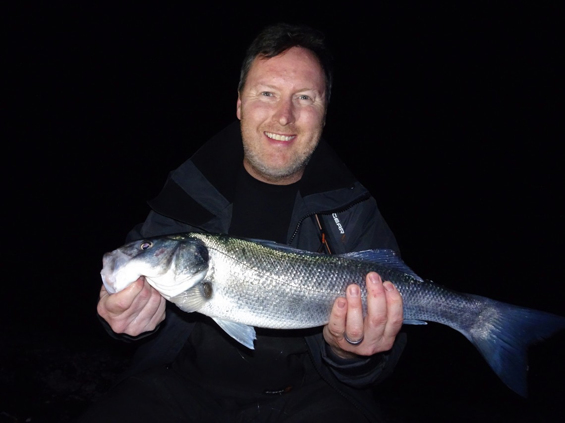 Marc Cowling South Devon Bass Guide