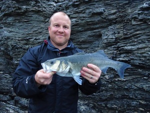 Client testimony South Devon Bass Guide