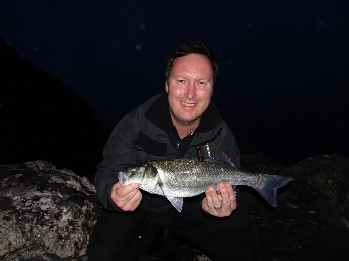 Savage Gear bass fishing