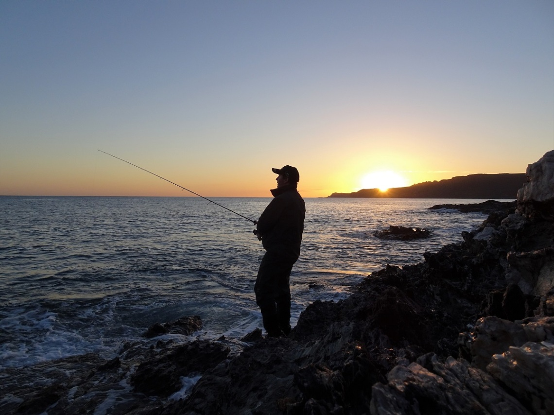 Guided bass fishing packages