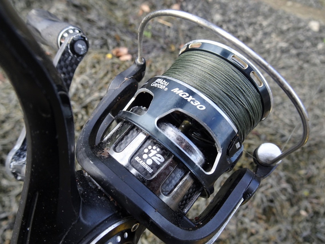 bearings abu garcia spinning reels