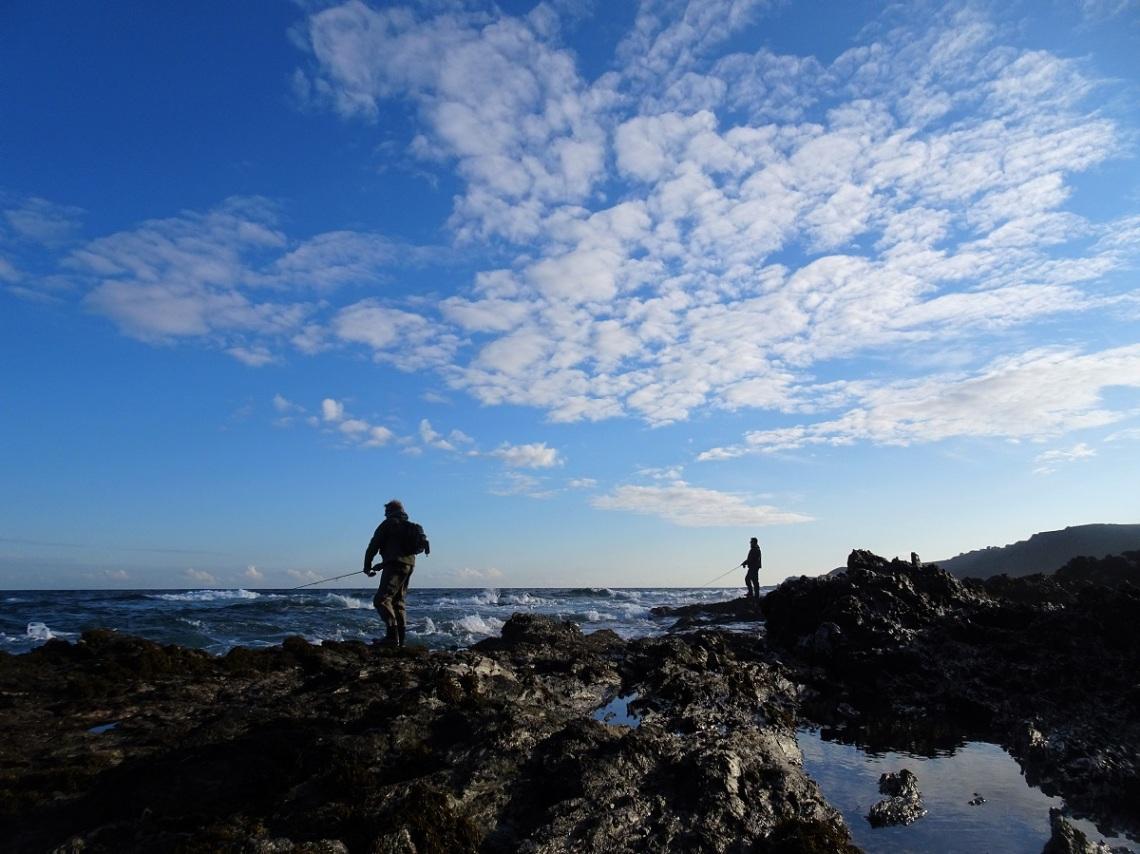Guided fishing holidays UK