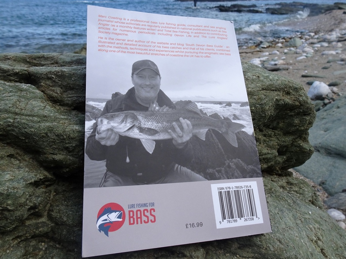 The Lure of The Bass Book Marc Cowling