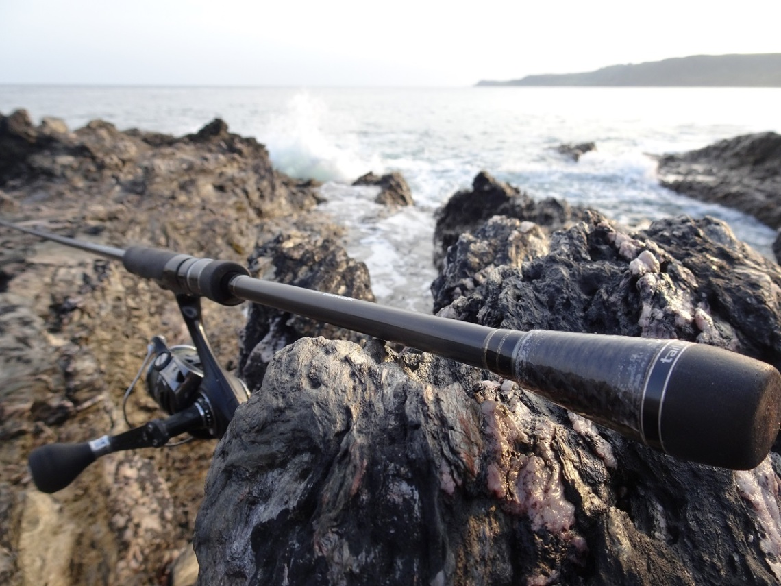 Tailwalk bass fishing rods
